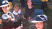 Preschool imaginative play
