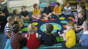 Preschool group time